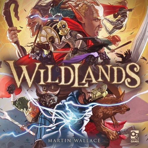 Wildlands: Four-player core set