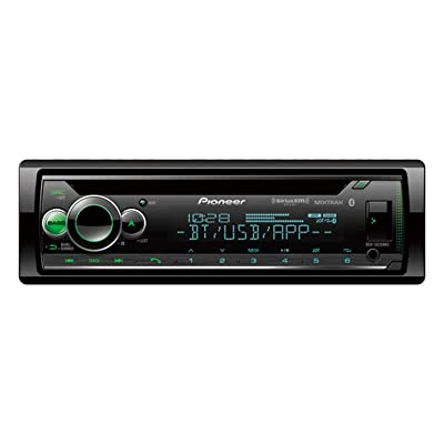 Pioneer DEH-S6200BS CD Receiver with Enhanced Audio Functions, Pioneer Smart Sync App Compatibility, MIXTRAX, Built-in Bluetooth, and SiriusXM-Ready: Electronics