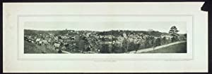 Photo Panoramic view of Eureka Springs, Arkansas 1901