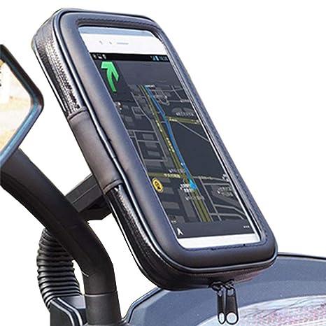 Soporte universal para teléfono de motocicleta, resistente ...
