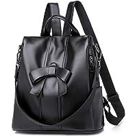 Fanspack Student Backpack Fashion Bowknot Shoulder Bag Tote Bag for Women Girl