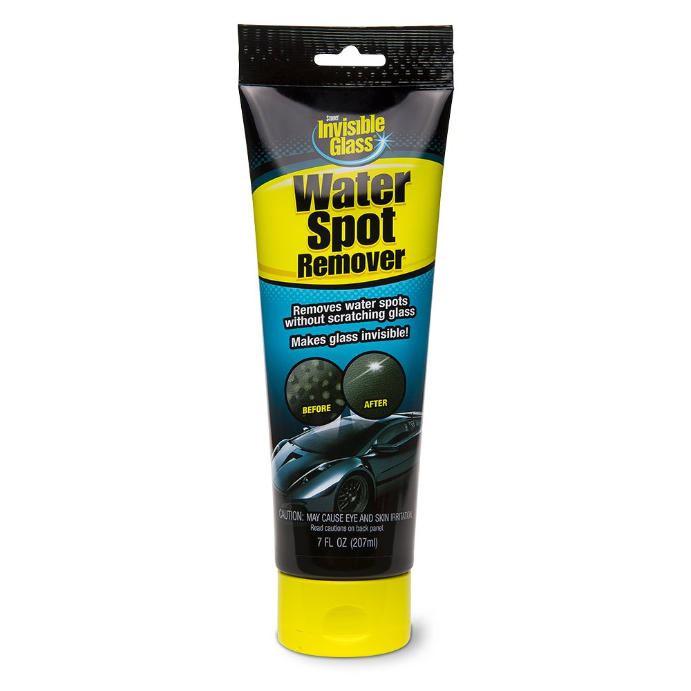 Invisible Glass 95310 Water Spot Remover for Car Windscreens and Glass Stoner