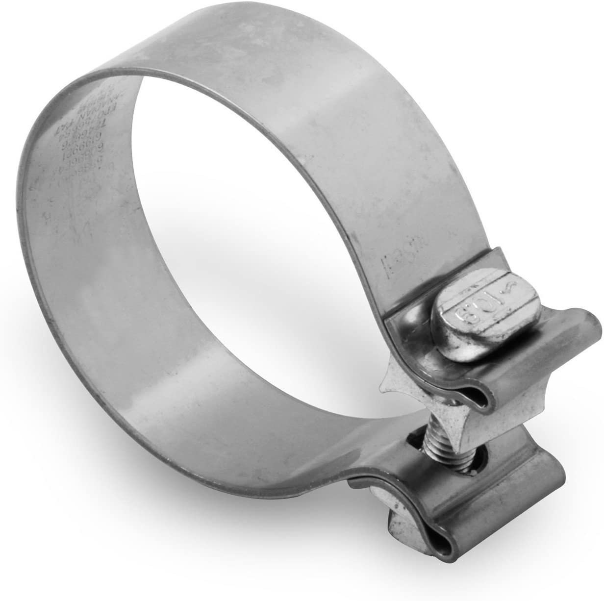 3 Stainless Steel Flat Band Clamp 35934 Walker