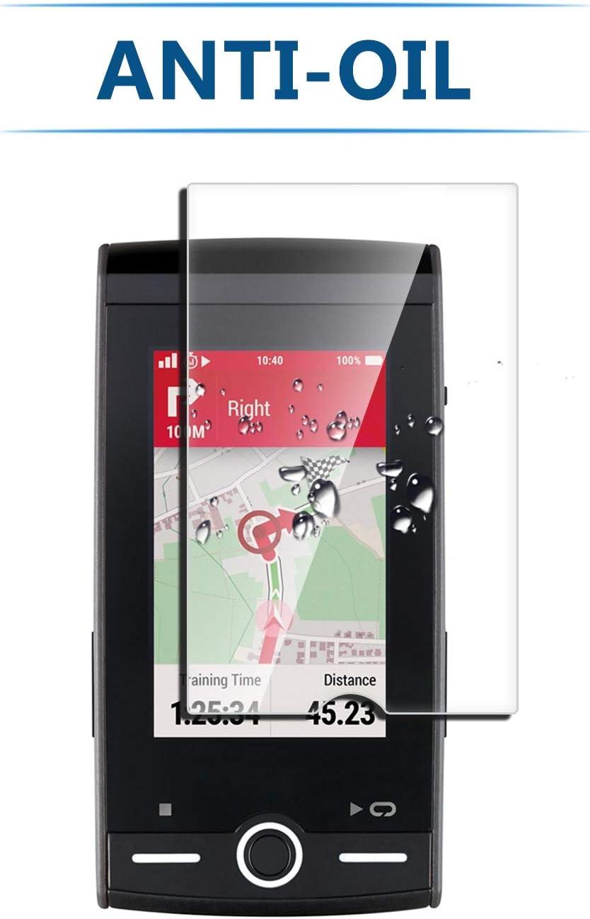 6x protection d/'écran pour Sigma ROX 10.0 Clair Film Protecteur écran Film