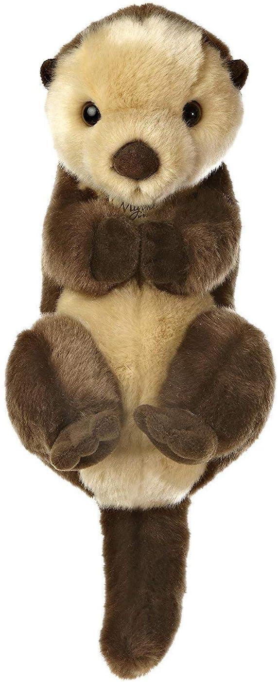 "Aurora World Miyoni 10"" Sea Otter Plush (Small Sea Otter)"