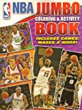 Nba Jumbo Coloring & Activity Book