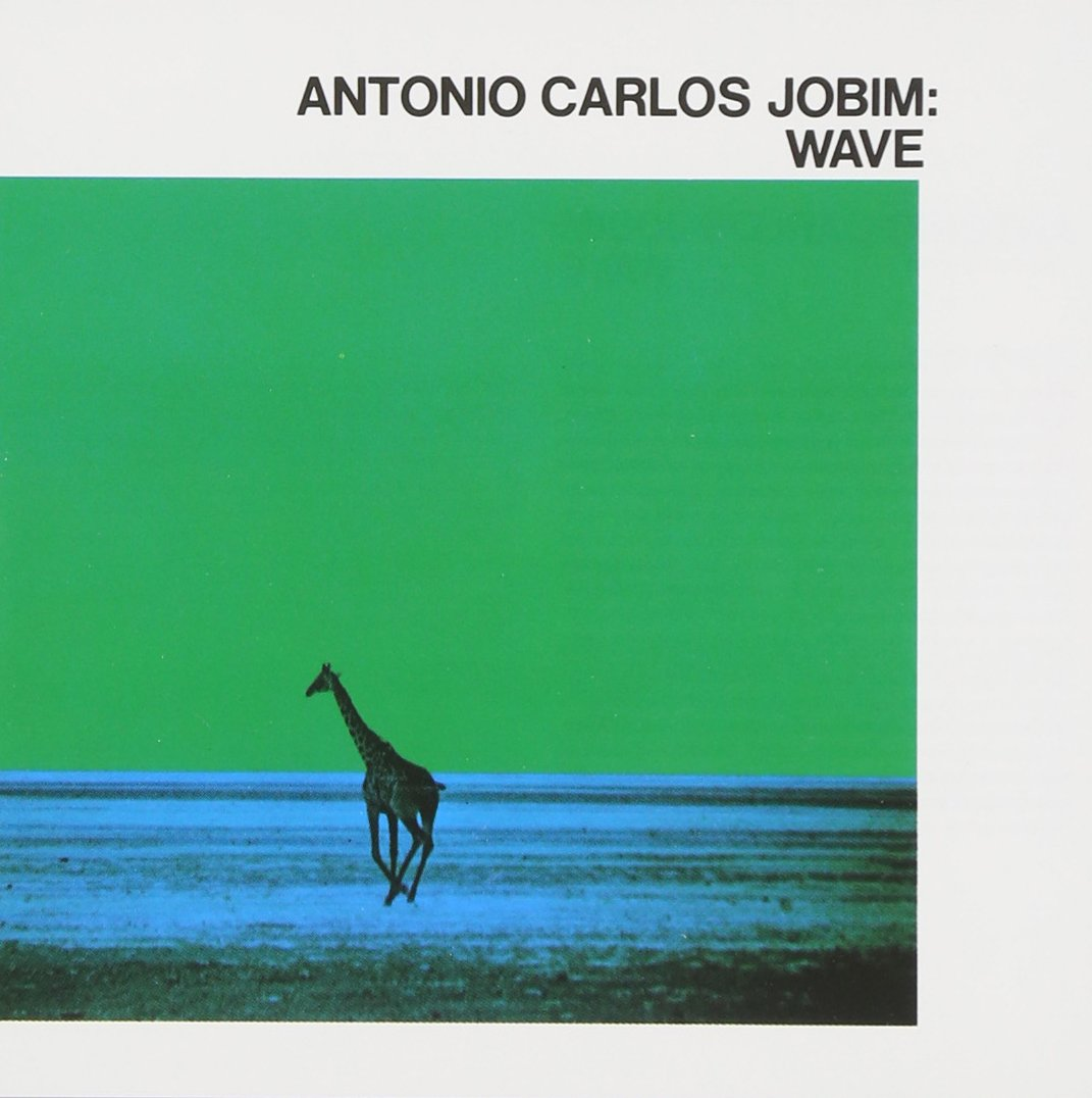 Wave by JOBIM,ANTONIO CARLO