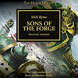 Sons of the Forge Audiobook