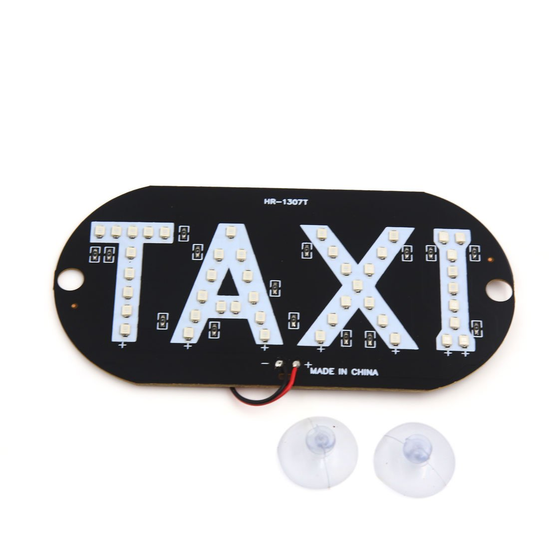 uxcell Taxi Cab Interior Windscreen Windshield Sign 45 LED Green Light Lamp Bulb DC 12V a16041800ux0193
