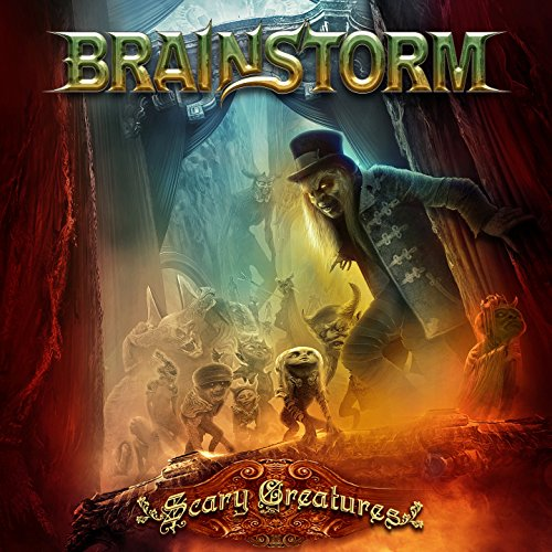 Brainstorm - Scary Creatures - CD - FLAC - 2016 - NBFLAC Download