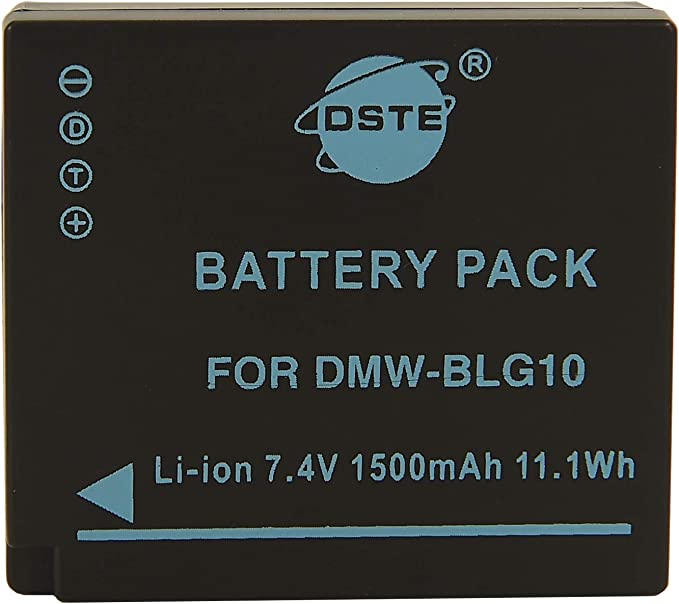 Dste Ersatz Batterie Akku For Panasonic Dmw Blg10 Lumix Elektronik