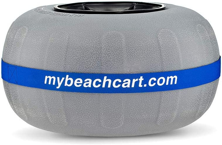 Mybeachcart Beach Cart Kayak Cart Universal 12 Inch Balloon Tire Inflation Tool