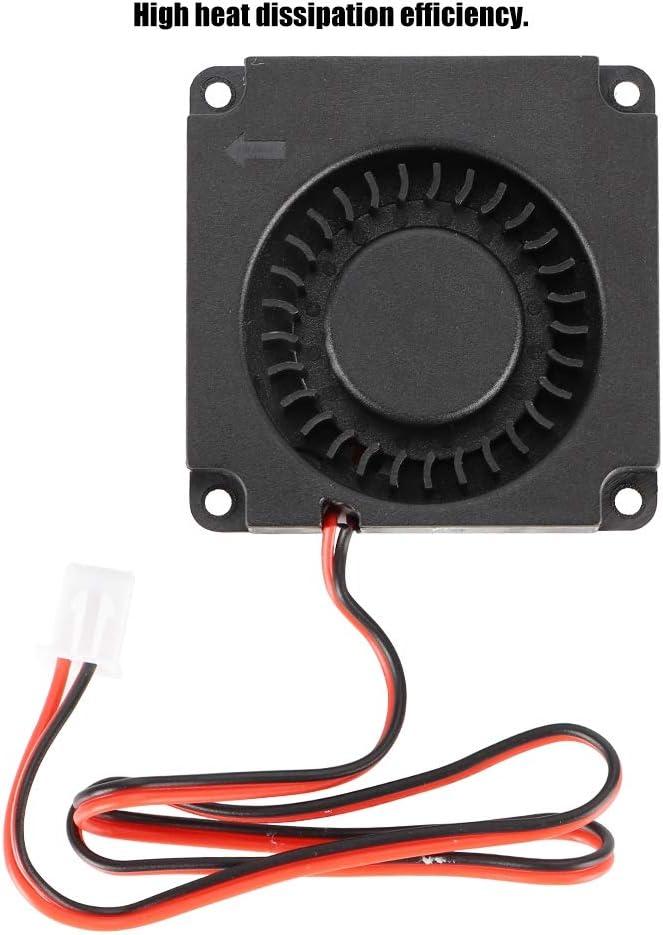 12V 4010mm DC Fan Blower Fan 2-Pin 3D Printer Accessories Kit DC 40mm ASHATA Blower Fan for 3D Printer