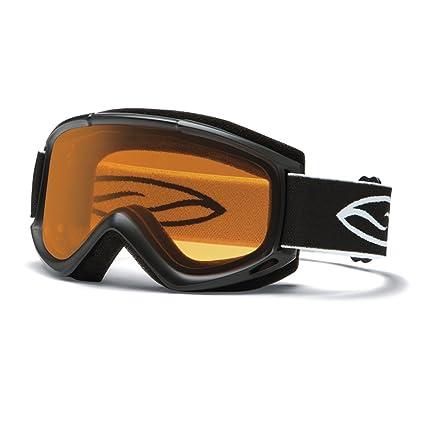 40dca619f2ce8 Amazon.com   Smith Optics Cascade Goggle (Black Frame