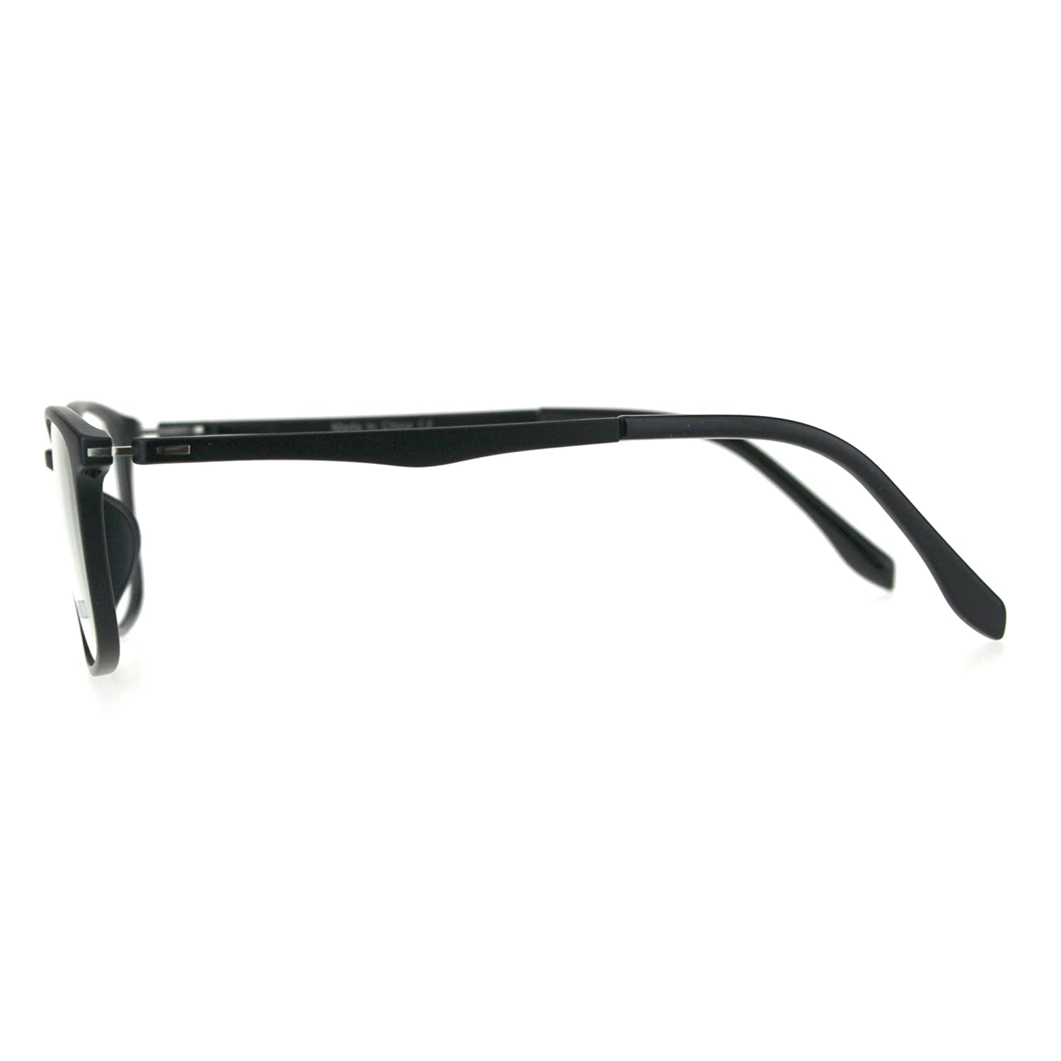 Premium Optical Quality TR90 Thin Plastic Rectangular Eyeglasses Frame