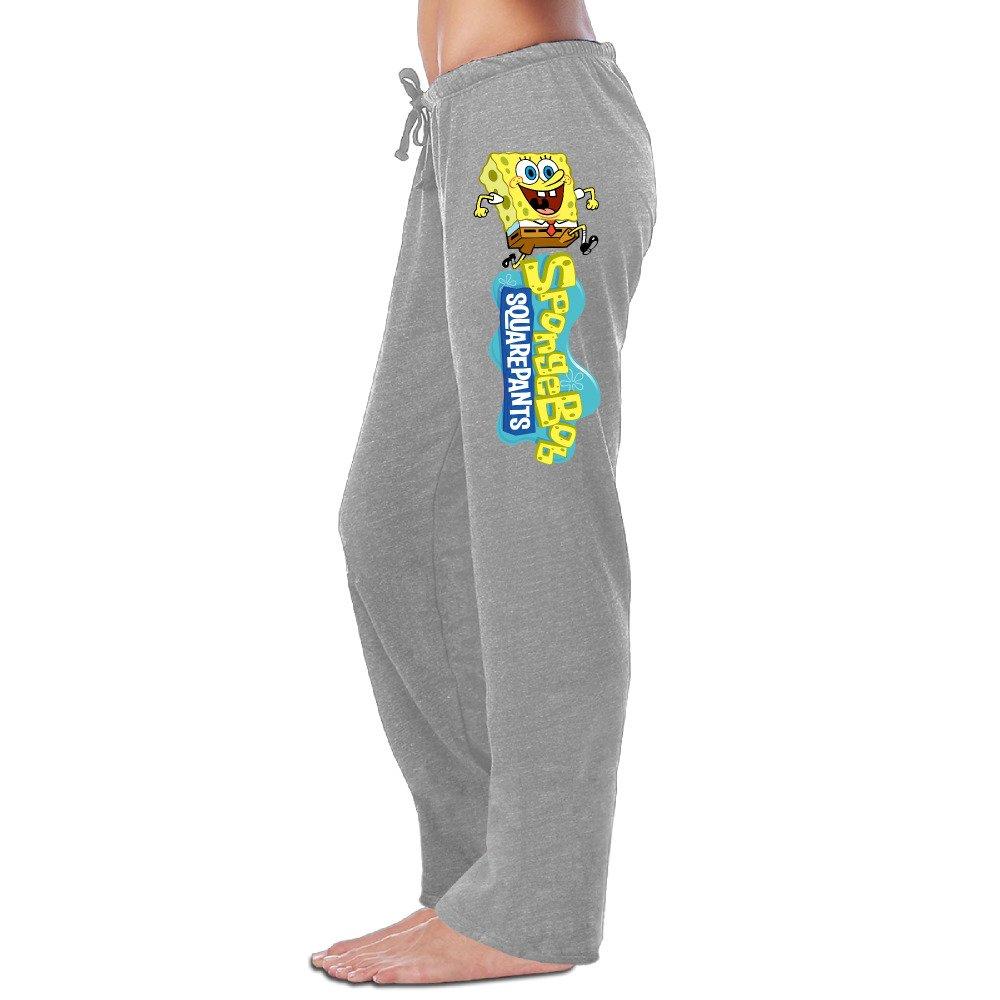 Women's SpongeBob SquarePants 9 Fleece Sweatpants