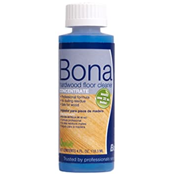 Bona Pro Series Wm700049040 Hardwood Floor Cleaner Concentrate, 4 Ounce