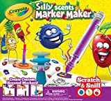 Toys : Crayola Silly Scents Marker Maker, Scented Markers, Gift