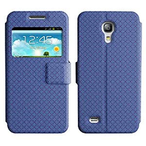 LEOCASE flor linda Funda Carcasa Cuero Tapa Case Para Samsung Galaxy S4 Mini I9190 No.1006924