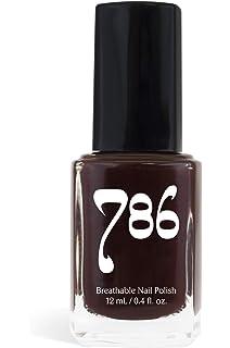 Buy 786 Cosmetics Halal Nail Polish - Wudhu Friendly - Vegan (Jaipur