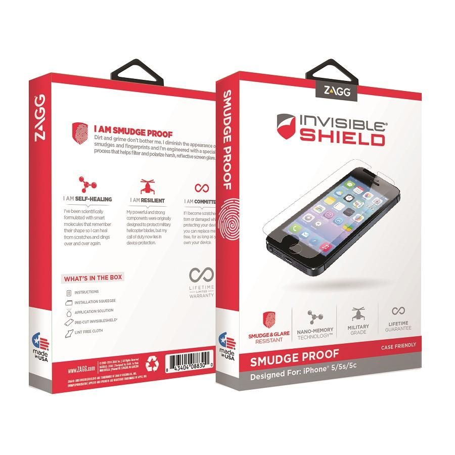Invisibleshield Smudge Proof Iphone S