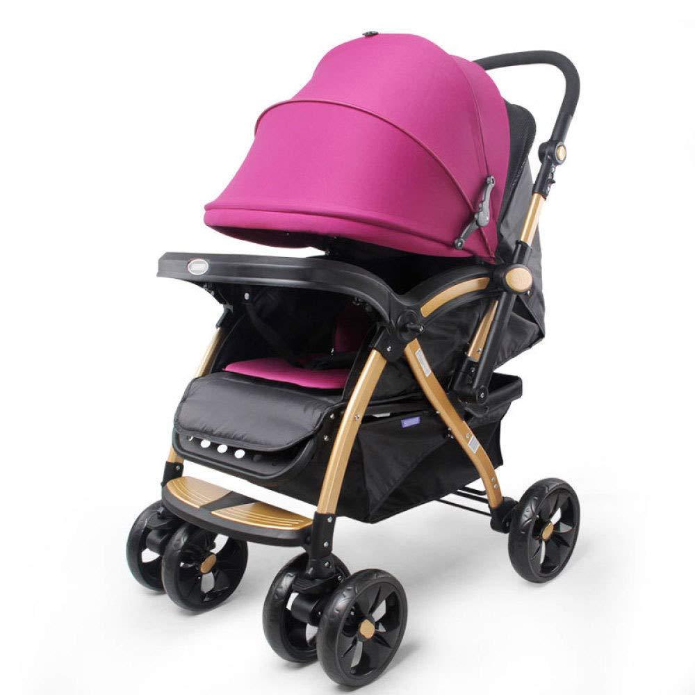 Cochecito de bebé: aumente el reversible bidireccional del ...