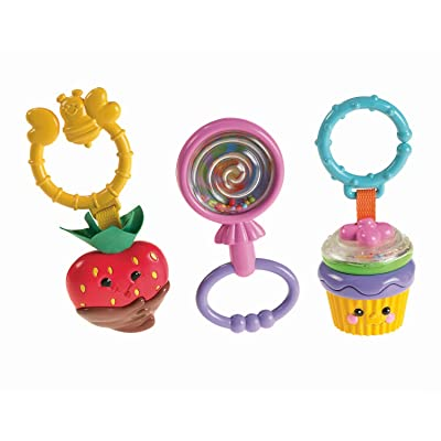 Fisher-Price Sweet Treats Gift Set (Discontinued by Manufacturer) : Baby Toy Gift Sets : Baby