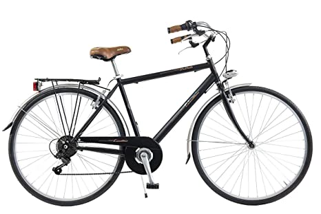 Via Veneto By Canellini Bicicletta Bici Citybike Ctb Uomo Vintage Retro Via Veneto Acciaio