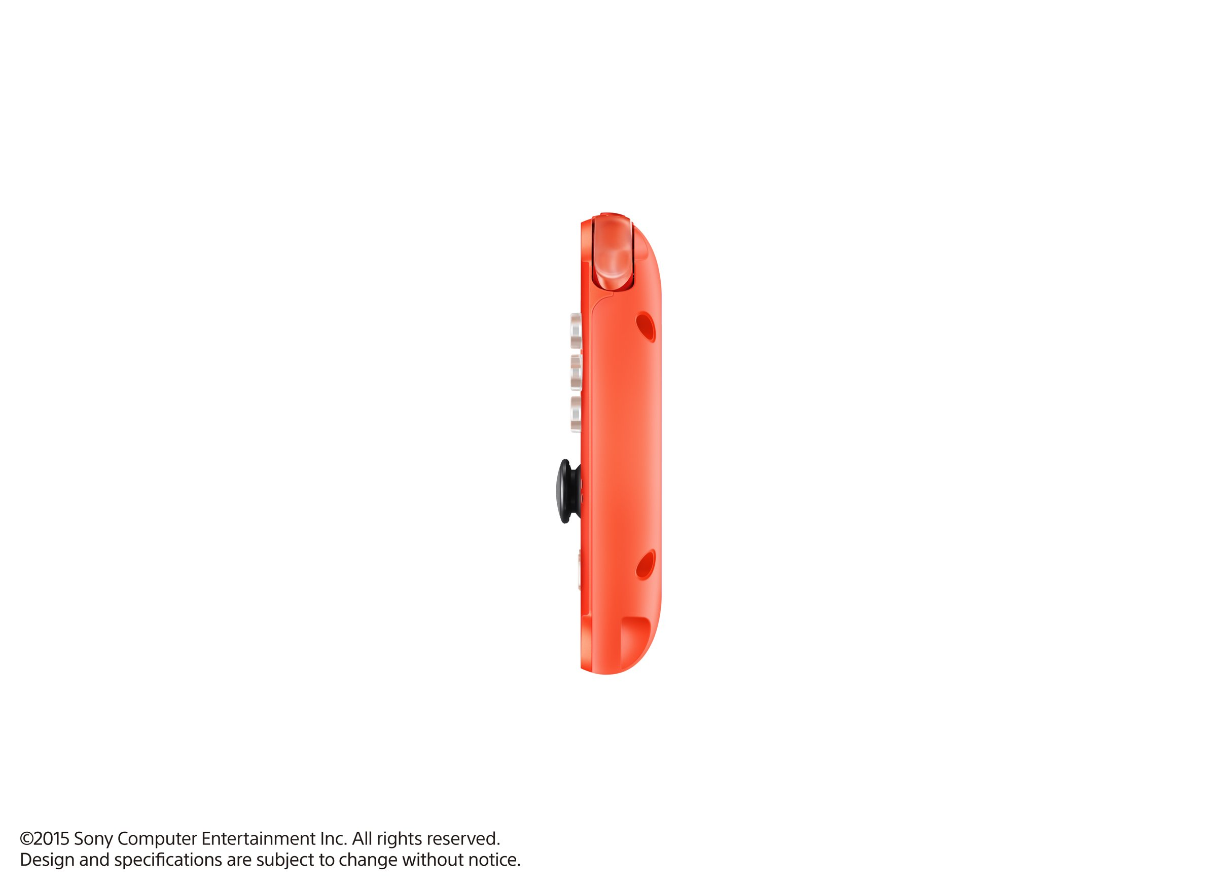 PlayStation Vita Wi-Fi model Neon Orange (PCH-2000ZA24) Japanese Ver. Japan Import by Sony (Image #6)