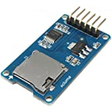 xcluma Micro SD Card Module TF Card Memory Shield|SD Storage for Arduino