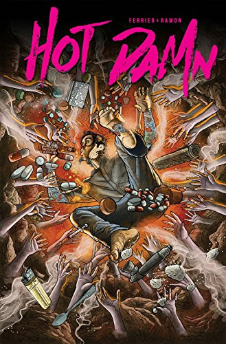 Hot Damn by IDW Publishing