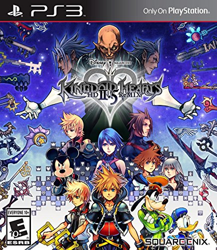 Kingdom Hearts HD 2.5 ReMIX Limited (Ps3 Journey Collectors Edition)