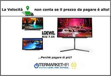 Televisor Loewe Bild 7.65, 65 con tecnología OLED UHD (3840 x 2160 ...
