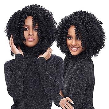 Amazoncom Harlem125 Synthetic Crochet Hair Braid Kima Kalon