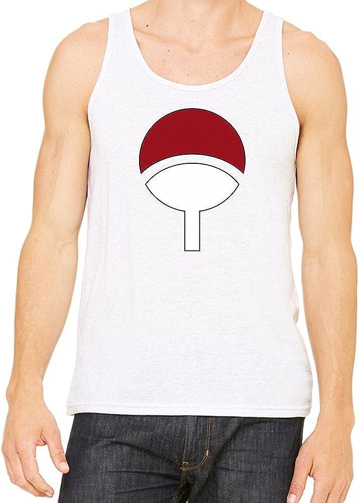 Uchiha Sasuke Sign Camiseta Hombres Mujeres XX-Large: Amazon ...