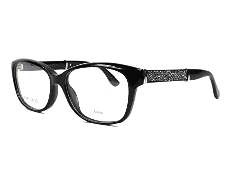 JIMMY CHOO Jimmy Choo Damen Brille » JC178«, schwarz, FA3 - schwarz