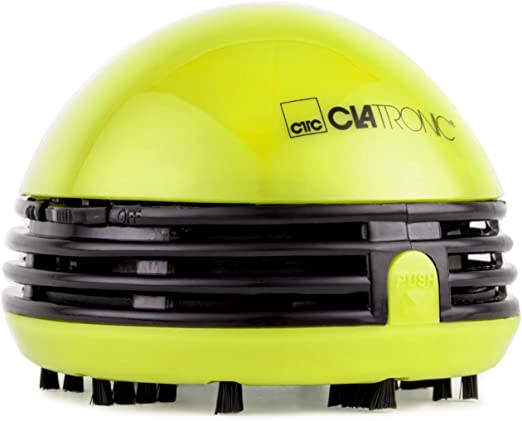 Clatronic - Recogemigas ts3530 amarillo: Amazon.es: Hogar