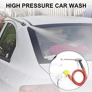 WUYANSE Electric Car Washer High Voltage 12v High Pressure Car Wash Car Cleaner Sprayer