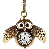 Relojes, Recambios Y Acces. Ideal Como Regalo Para Enfermeras Capable Reloj De Bolsillo Con Diseño De Gato Relojes Y Joyas