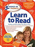 Hooked on Phonics Learn to Read - Level 1: All About Letters (Early Emergent Readers | Pre-K | Ages 3-4)