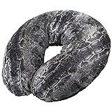 Conair Soft Neck Cushion-Black Snake