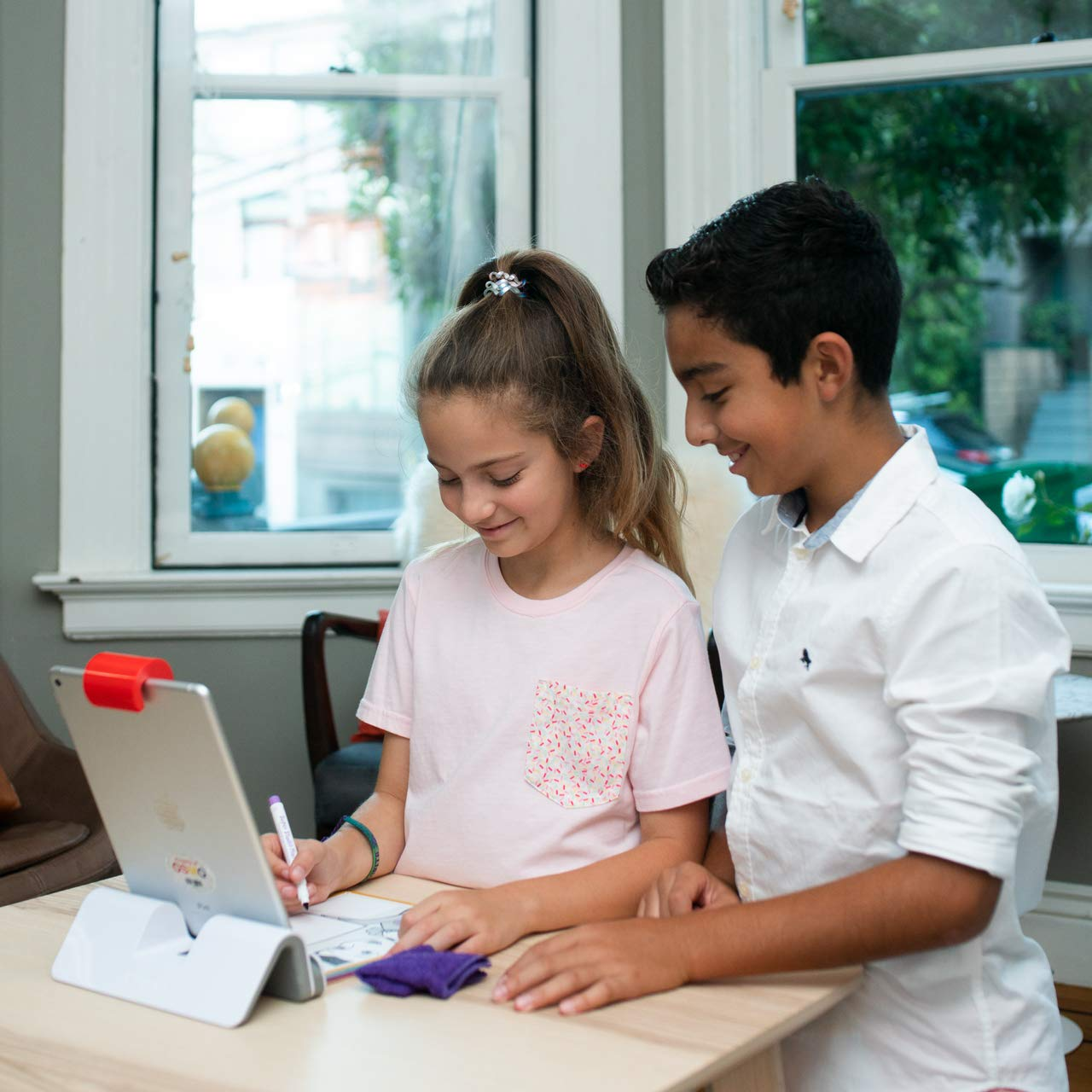 Osmo Super Studio Disney Mickey Mouse & Friends: Learn To Draw Your Clubhouse Favorites & Watch Them Come to Life! (Base Required) by Osmo (Image #8)