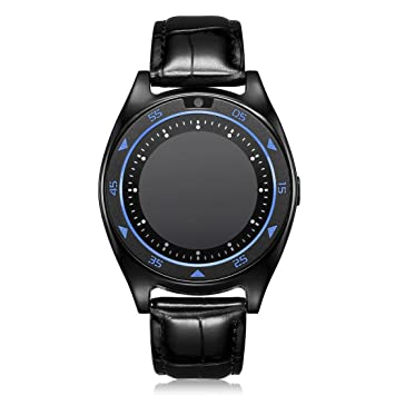 Amazon.com: Smart Watch,LtrottedJ Heart Rate Blood Pressure ...
