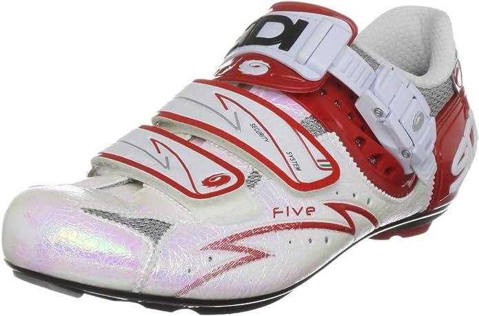 Sidi Five CC W, Zapatillas de Ciclismo de Carretera para Mujer ...