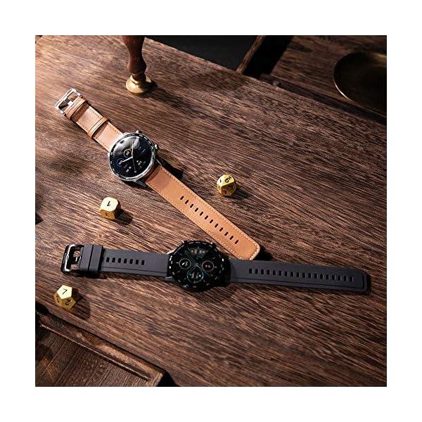 HONOR Smartwatch Magic Watch 2 46mm, 14 Giorni In Standby, con Cardiofrequenzimetro, Modalità Di Esercizio, GPS, Fitness… 6