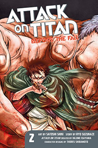 Attack on Titan: Before the Fall Vol. 2