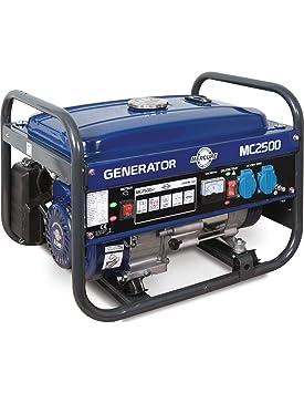 Mecafer - Groupe électrogène 2400W 4 temps 15L - MC2500  Amazon.fr ... f861faca013d