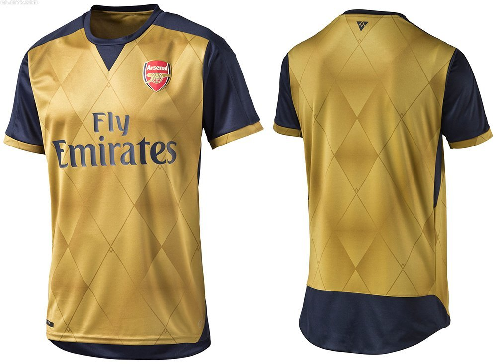 AwAy 2016 Premier League de Inglaterra del Arsenal FC Fútbol ...