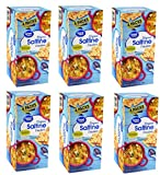 Pack of 6 - Great Value Original Saltine Crackers, 4 Count, 16 oz