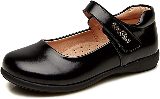 Amazon.com: Chiximaxu Maxu Mary Jane zapatos casuales planos ...